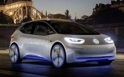 Серийная версия хэтчбека Volkswagen ID Hatch сохранит свой футуристичный вид
