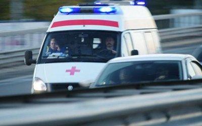 В ДТП в Тюмени иномарка сбила велосипедистку