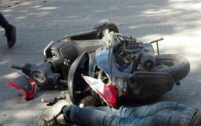 В ДТП во Всеволжском районе погибли два молодых человека на скутере