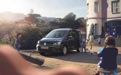 Volkswagen Caddy: время познавать новое