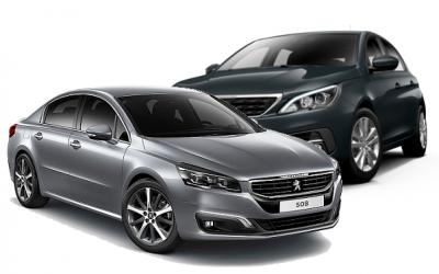 Peugeot 308 и Peugeot 508 больше не будут продаваться в России