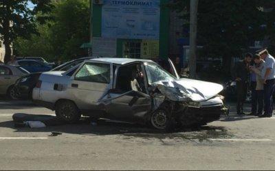Женщина серьезно пострадала в ДТП в Рыбинске