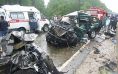 Две женщины погибли в ДТП в Тверской области