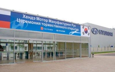 Hyundai сократит на три четверти экспорт двигателей для своего российского производства