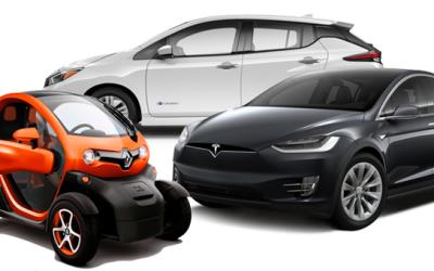 Спрос наэлектромобили вРоссии увеличился в2 раза— продали 41 штуку