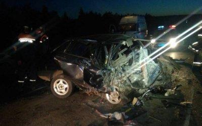 Два человека погибли в ДТП в Татищевском районе
