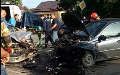 Два человека пострадали в ДТП в Таганроге
