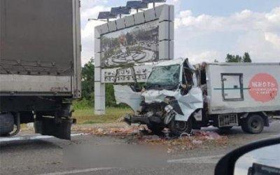 Под Краснодаром в ДТП погиб человек