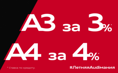 Летняя Audiмания в АЦ Волгоградский.