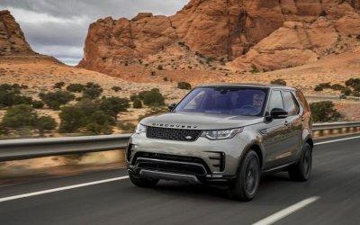 Внедорожник Land Rover Discovery получил крупный апгрейд