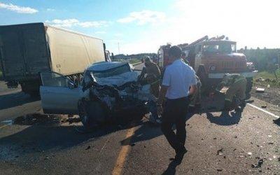 Два человека погибли в ДТП в Пестречинском районе Татарстана