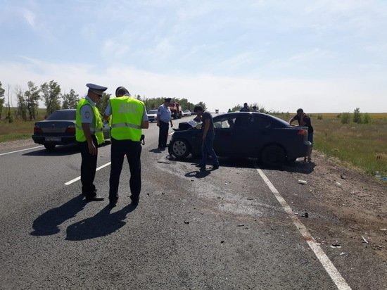 Четыре человека погибли в ДТП в Оренбургской области (2)
