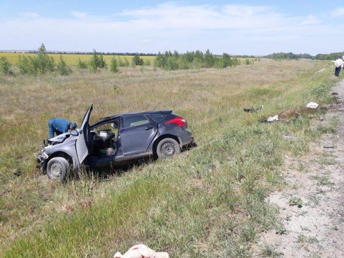 Четыре человека погибли в ДТП в Оренбургской области (4)