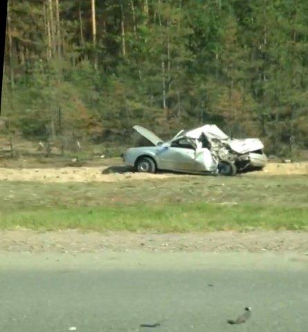 Два человека пострадали в ДТП на «Скандинавии» в Ленобласти