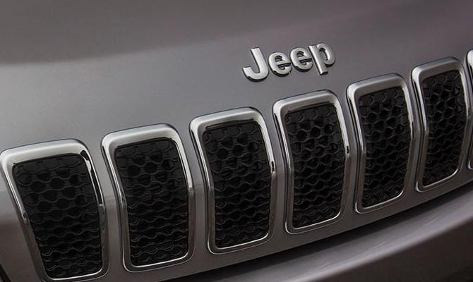 Jeep Cheroke 2018 1