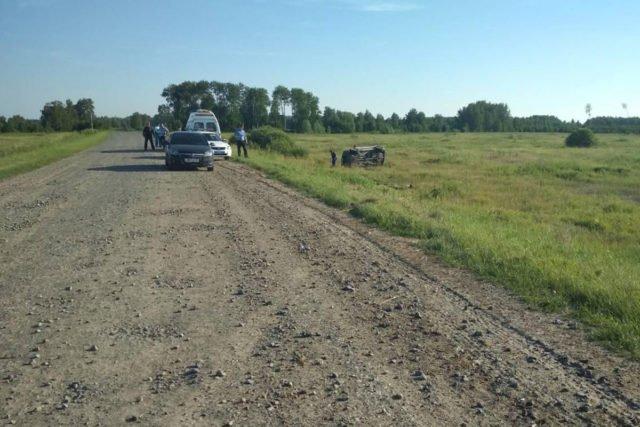 В Тюменской области по вине пьяного водителя погибла пассажирка иномарки (1)