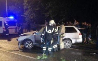 В ночном ДТП во Владивостоке погибли два человека