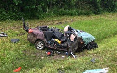 В ДТП с фурой под Ярославлем погиб человек