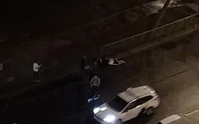 В Петербурге иномарка сбила двух девушек – одна погибла