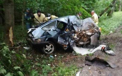 Два человека погибли в ДТП на трассе Балтийск – Калининград