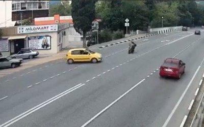 В ДТП в Сочи погиб мотоциклист