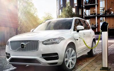 Гибридный Volvo XC90 будет продаваться только втрёх российских городах