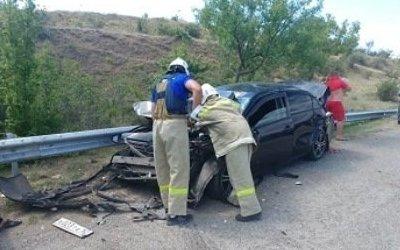 Шесть взрослых и пять детей пострадали в ДТП в Крыму