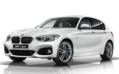 BMW 1 Series— неустаревающая классика