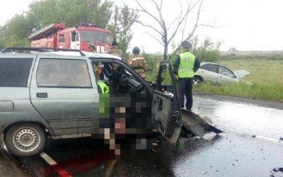 Два человека погибли в ДТП под Копейском