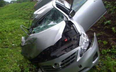 Мужчина погиб в ДТП в Тверской области