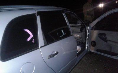Женщина и двое детей пострадали в ДТП в Ливенском районе