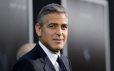 Джордж Клуни попал в ДТПна острове Сардиния