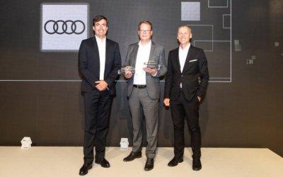 Audi A8 — самая инновационная модель 2018 года