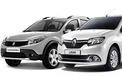 Renault начнет российские продажи обновленных Logan и Sandero уже в конце июля
