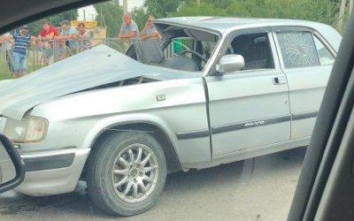 На выезде из Ставрополя произошло смертельное ДТП