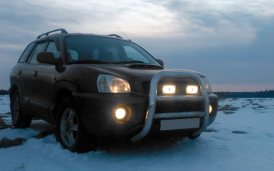 Вряде регионов России SUV заняли почти половину рынка автомобилей спробегом