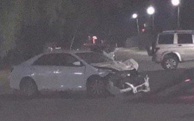 В Горячем Ключе иномарка насмерть сбила женщину с ребенком