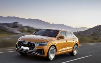 Новый флагман семейства Q — Audi Q8