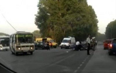 Один человек погиб в ДТП на трассе «Ленинск-Кузнецкий – Полысаево»
