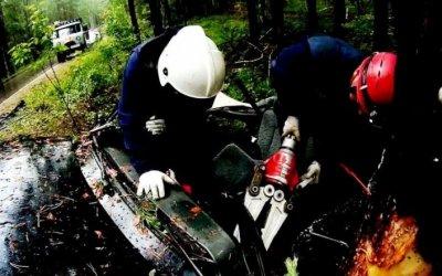 Военнослужащий погиб в ДТП в Миассе