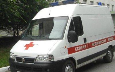 Два человека пострадали в ДТП с автобусом в Москве