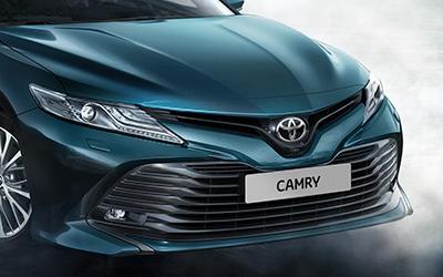 Toyota Camry: как не испортить хит