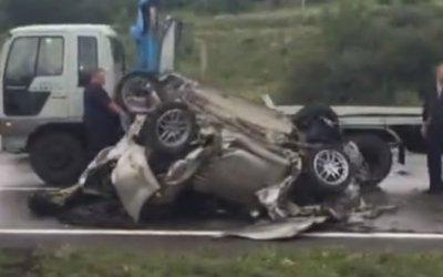 Четыре человека погибли в массовом ДТП в Белгородской области