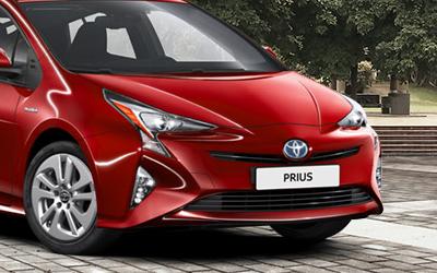 Toyota Prius: первый массовый
