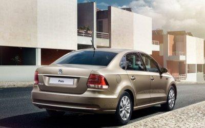 Volkswagen Polo. Инновационным быть выгодно