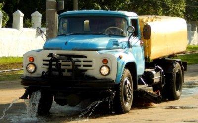 В Кировске поливальная машина задавила женщину