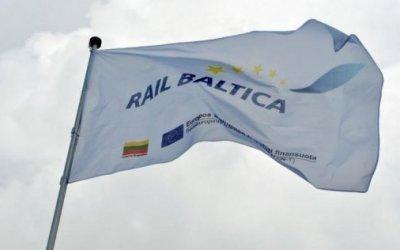 Страны Балтии получат от Евросоюза 110 млн. евро на строительство общей железной дороги