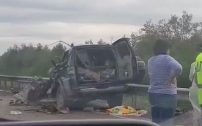 Мужчина и ребенок погибли в ДТП в Сковородинском районе