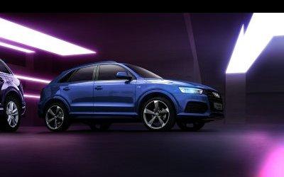 Позвольте себе больше вместе с Audi