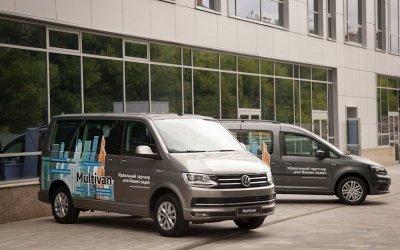 Дилерские центры Volkswagen Группы Компаний Авторусь приняли участие в конференции «Управление корпоративным автопарком»